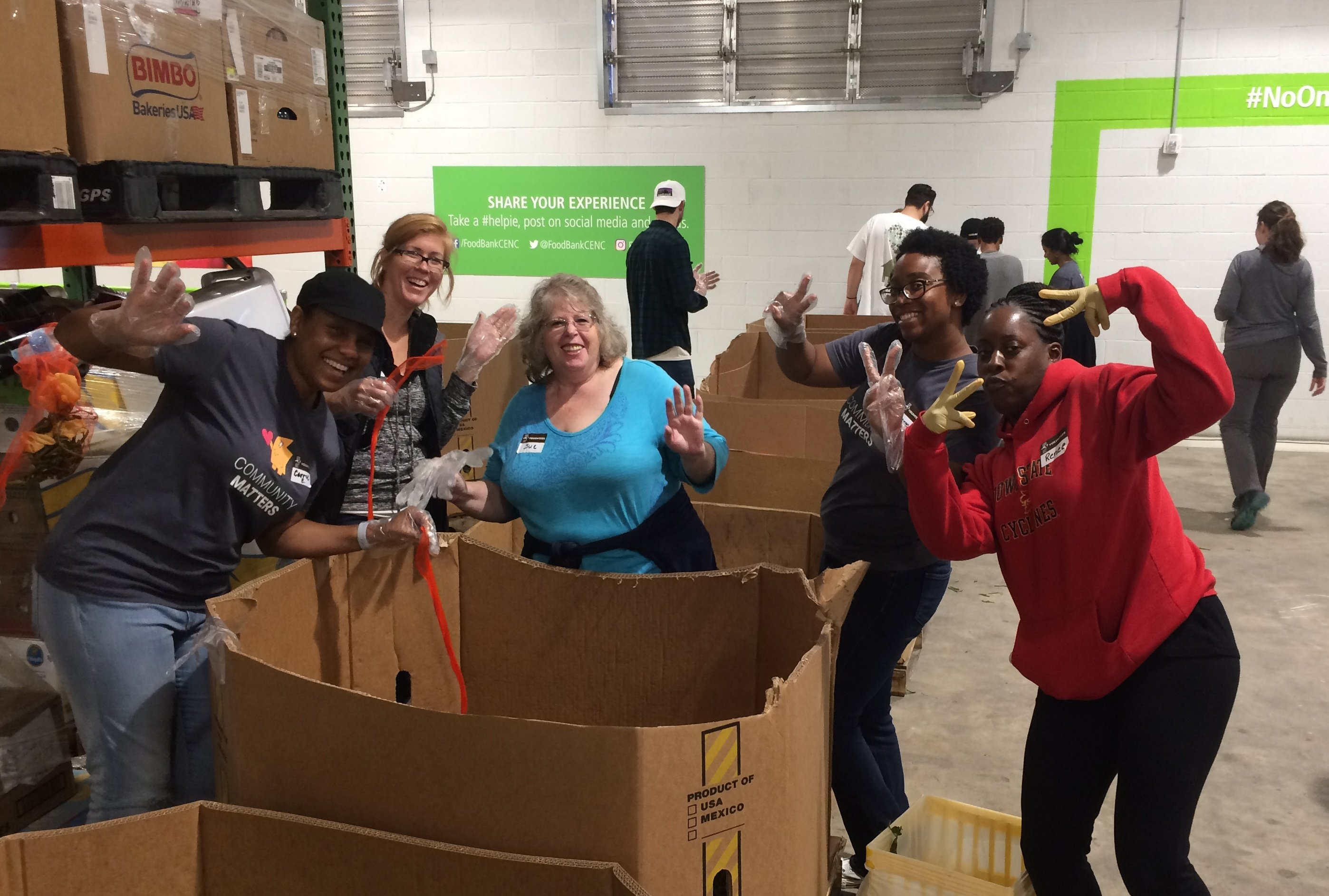 How we do community service at VitalSource