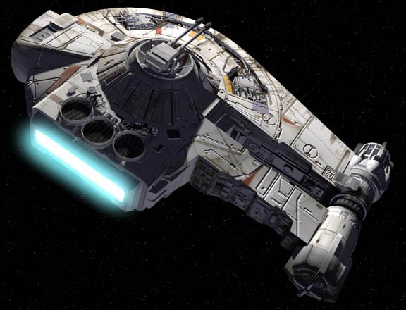 Outrider- Star Wars